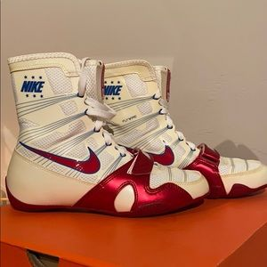Nike Hyperko MP Manny Pacquiao Boxing Boots